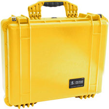 1550 Case No Foam, Yellow