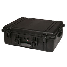 1600 Case No Foam, Black