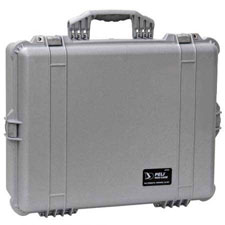 1600 Case No Foam, Silver