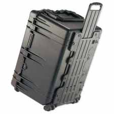 1660 Case, With Dividers, Black