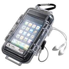 i1015 Maleta Peli iPhone y iPod touch Transparente